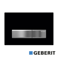 GEBERIT	TASTER SIGMA 50 CRN RAL 9005 115.788.DW.5