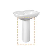 VITRA S20 STUB za lavabo