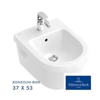 VILLEROY & BOCH ARCHITECTURA konzolni BIDE 370X530