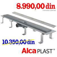 ALCA PLASTKANALNA RESETKA ALL-KO  APZ 8 - 850 mm