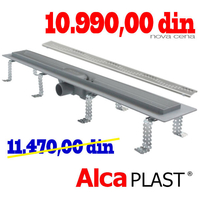 ALCA PLAST	KANALNA RESETKA ALL-KO  APZ 8 - 950 mm