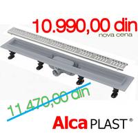 ALCA PLASTKANALNA RESETKA ALL-KO APZ 10 - 950 mm