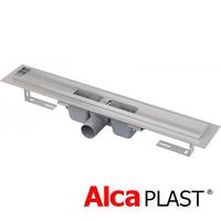 ALCA PLASTKANALNA RESETKA SA INOX RAMOM ALL-KO APZ1 - 750 mm