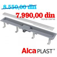 ALCA PLASTKANALNA RESETKA ALL-KO  APZ 9 - 650 mm