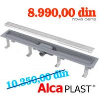 ALCA PLASTKANALNA RESETKA ALL-KO  APZ 9 - 850 mm
