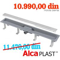 ALCA PLASTKANALNA RESETKA ALL-KO  APZ 9 - 950 mm