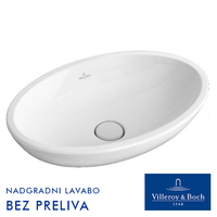 VILLEROY & BOCH LOOP & FRIENDS LAVABO 58,5 X 38
