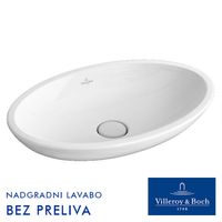 VILLEROY & BOCH LOOP & FRIENDS LAVABO 63 X 43
