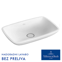 VILLEROY & BOCH	LOOP & FRIENDS LAVABO 58,5X38