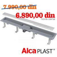 ALCA PLAST	KANALNA RESETKA ALL-KO  APZ 9 - 550 mm
