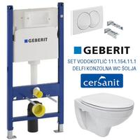 GEBERITSET 03 VODOKOTLIC 111.154.11.1+DELFI KONZOLNA+DASKA LINEA