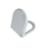 VITRA ZENTRUM SOFT CLOSE WC DASKA