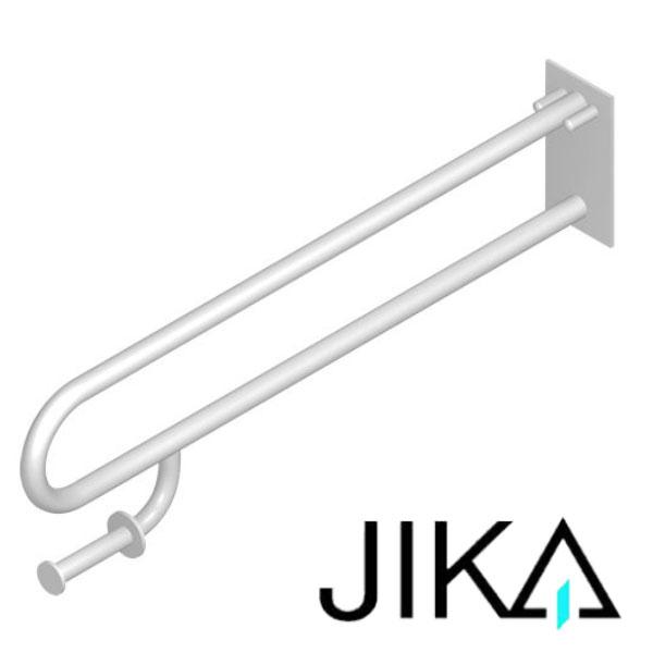 JIKARUKOHVAT WC SOLJA  834 mm SKLOPIVI SA DRZACEM TOALET PAPIRA