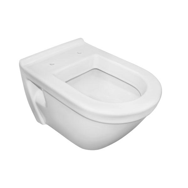 VITRA S50 KONZOLNA WC SOLJA COMPACT 48 CM